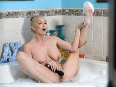 Bubble Bath MILF Drill